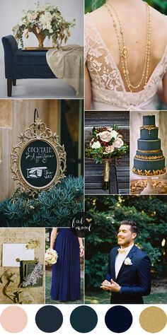 Inspiring Color Palettes For Your Wedding » Alexan Events | Denver Wedding Planners, Colorado Wedding and Event Planning