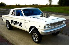 1963 #Fairlane named The Fugitive