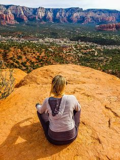 Sedona is well known for its Vortexes. Here are 5 of the best Sedona Vortex sites and Sedona hikes to experience these swirling center of energy. #Sedona #Arizona #vortex #vortexes #healing #energy #meditation