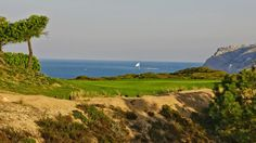 Top seven must-play golf courses in Portugal according to PGA of America | via PGA.com - 2015   Known more for its beautiful beaches, ideal climate and relaxed lifestyle, Portugal is a fantastic place to spend a weeklong golf vacation.   Oitavos Dunes