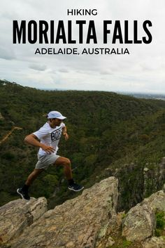HIKING MORIALTA FALLS IN ADELAIDE AUSTRALIA Morialta Falls, home of the Three…