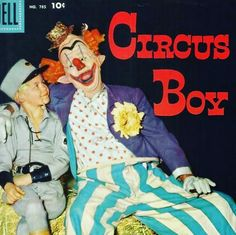 Clowns: Vintage Album Covers (Clowns Are Funny, Right?)