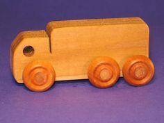 Little Rollie Semi Truck