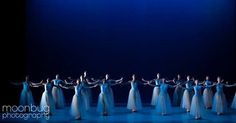 """Serenade"" Choreographed by George Balanchine"