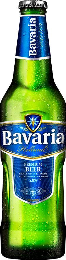 Bavaria Premium Bier  Het 'Grip' flesje, Fris en stijlvol!