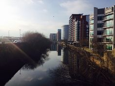 River Aire Leeds, River, City, Outdoor, Outdoors, Cities, Outdoor Games, The Great Outdoors, Rivers