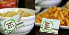 Set Up A Chili Bar + All-Purpose Chili Recipe