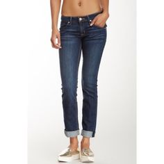 Hudson Becara jeans Hudson brand Becara jeans. Cropped, straight leg, and cuffed. Size 27. New with tags. Originally bought for $189. Hudson Jeans Jeans Straight Leg