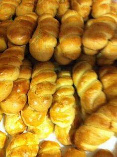 Biscotti Cookies, Brownie Cookies, Cake Cookies, Greek Cooking, Pastry Chef, Greek Recipes, Pretzel Bites, Food Processor Recipes, Bread