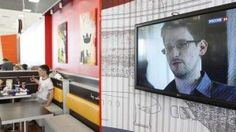 Barack Obama and Vladimir Putin have ordered their security chiefs to find a way to remove Edward Snowden from a Moscow airport as he applies for asylum in Russia. An immigration source said a British WikiLeaks activist who is travelling with Snowden handed his application to a Russian consulate in the transit area of Moscow's [...]