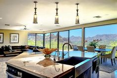 Paradise ValleyParadise Valley Homes For Sale.  $2,850,000, 4 Beds, 4 Baths, 4,006 Sqr Feet  This RARE hillside FULLY REMODELED lock & leave home was completed in 2013 with spectacular views! Located high up on the north side of Camelback Mountain, near Sanctuary Resort, the home captures trophy views of Paradise Valley. Features include all new commercial grade windows and doors with multi  http://mikebruen.sreagent.com/property/22-5418993-5506-E-San-Miguel-Avenue-Paradise-Valley-..