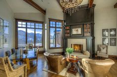 Prized Equestrian & Ski Property in the Canyons – $15,890,000