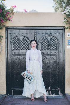 SRETSIS Antonette Dress