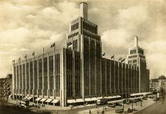 Karstadt - Berlin Hermannplatz 1930's