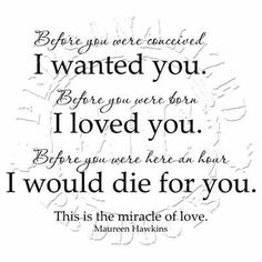 ~The Miracle of Love~