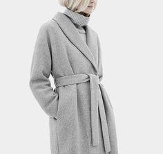 love minimal style - sturbock:   Shop Coat