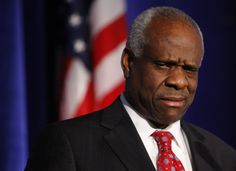 Clarence Thomas  October 15, 1991 Judge Clarence Thomas is confirmed as the 106th associate justice of the United States Supreme Court by the Senate Judiciary Committee, despite sexual harassment allegations by Anita Hill, with a Senate vote of 52-48. Thomas, a conservative Republican, becomes the second African American to sit on the Supreme Court.