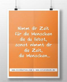 nimm-dir-zeit-fr-deine-liebsten-menschen-spruch-lustige-facebook-sprche-nico-bartes-1412134902g48kn