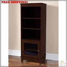 tall narrow gaming console storage unit - Google Search