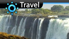 Book of Marvels, Victoria Falls Travel Video Guide Fall Vacations, Vacation Trips, Vacation Travel, City Information, Victoria Falls, Travel Videos, Africa Travel, Things To Do, Book