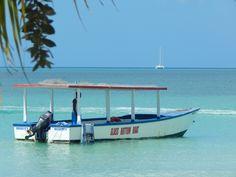 #glassbottomboatride in jamaica