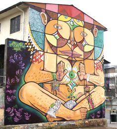 nuevo mundo. latin american street art.