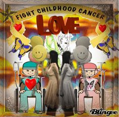 awareness Childhood Cancer, Photo Editor, Boards, Animation, Scrapbook, Baseball Cards, Pictures, Art, Planks