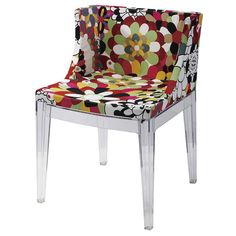 Multi Colored Miss U Chair Control Brands Arm Chairs Accent Chairs Accent Furniture