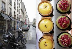 Gluten Free noms in Paris!  HiP Paris Blog, Dider Gauducheau, Helmut Newcake, Gluten Free Restaurants