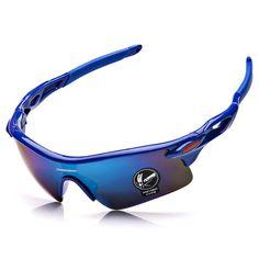 New 2016 Cycling Sunglasses / Road MTB Sport / UV400 Polarized / Unisex Fit