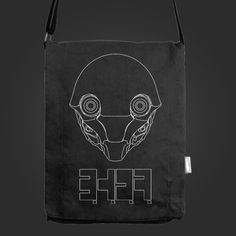 """OBEY"" Mssg Bag  One of Warframe Unpublished Fanforge ""For Fans by Fans"" (Can't join because of Region)"
