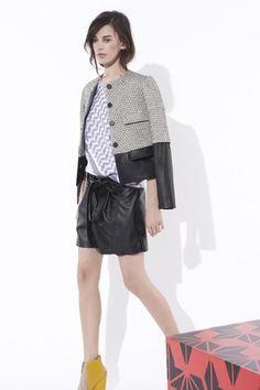 """10 Crosby's New Lookbook Makes """"Pre-Fall"""" Our Favorite Season Yet! - Love the jacket!"""