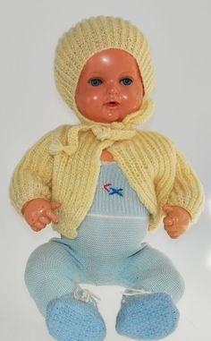 Schildkröt Baby Puppe Nr. 45 aus Anfang 1960 - ca. 45cm - Tonmodul funktioniert | eBay