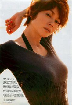 無料画像☆真木よう子の過激すぎるGカップポロリが大迫力で草www0022mizutama
