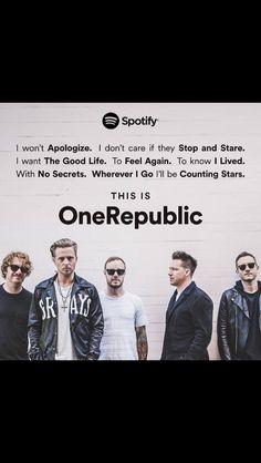 OneRepublic Instagram #1RLP4 #OneRepublicOhMyMy
