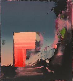 Peter Krauskopf - Öl auf Leinen - 56 x 50 cm 2011