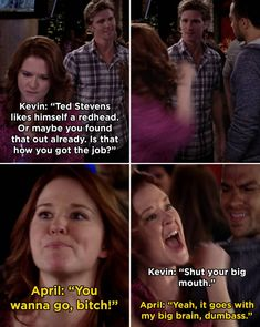 """Here Are 21 Times April Kepner Was Literally A """"Grey's Anatomy"""" Superhero Greys Anatomy April, Greys Anatomy Funny, Grey Anatomy Quotes, April Kepner, Red Band Society, Divorce Papers, Dark And Twisty, Cristina Yang, Teaching Methods"""