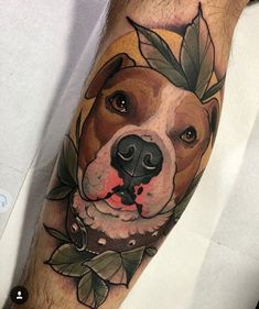 Time Tattoos, Dog Tattoos, Animal Tattoos, Body Art Tattoos, Traditional Tattoo Dog, Dog Portrait Tattoo, French Bulldog Tattoo, Memorial Tattoos, Human Art
