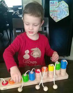 Piramida nauka liczenia | Portal o Integracji Sensorycznej dla terapeutów i rodziców
