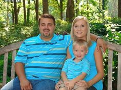 Chris, Christi and Preston