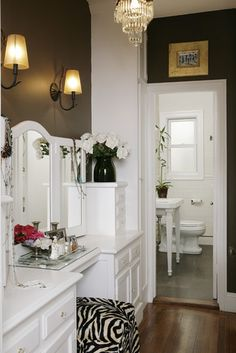 Cow Hollow Residence - traditional - powder room - san francisco - Amoroso Design