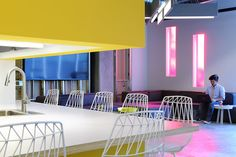 """Funhouse Chic: Inside The """"Funny Or Die"""" Offices 