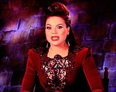 Lana Parrilla in my favourite evil queen costume