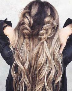 Double braids - Fabm
