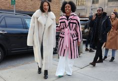 Shop the Best Coats From New York Fashion Week Street Style on a Budget