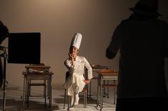 秋ドラマ『Chef~三ツ星の給食~』密着編集部ブログはじまります!|夏ドラマ密着 編集部ブログ
