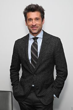 "Patrick Dempsey Photos Photos - SiriusXM's ""Town Hall"" With The Cast Of ""Bridget Jones's Baby""; 'Town Hall' To Air On SiriusXM's Entertainment Weekly Radio - Zimbio"