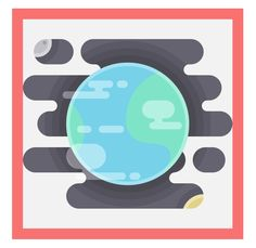 earth icon finished