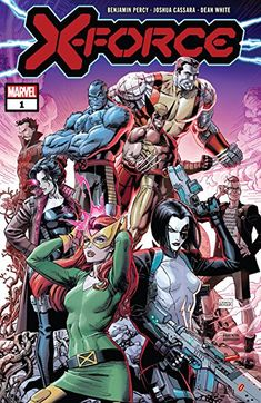 THE HIGH PRICE OF A NEW DAWN! X-Force is the CIA of the mutant world—one half intelligence branch, one half special ops. Beast, Jean Grey and Sage on one side, Wolverine, Kid Omega and Domino on the other. Psylocke, Batwoman, Batgirl, Xmen Comics, Action Comics, Arte Dc Comics, Marvel 2099, Marvel Avengers, Captain Marvel