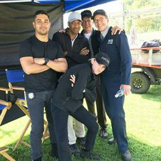 a mix of old family and new :) St Claire, Claire Holt, Ziva And Tony, Ncis Characters, Ncis Tv Series, Ncis Gibbs Rules, Sean Murray, Ncis Cast, Ncis New